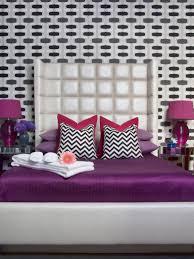 Purple For Bedroom Purple Boutique Master Bedroom Hgtv