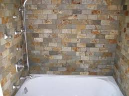 Small Picture Bathroom Tile Patterns Shower With Stone Material tile bathroom