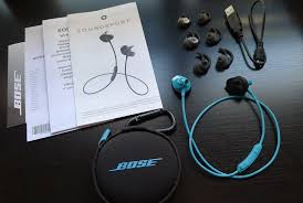 bose headphones sport box. bose soundsport wireless - packaging contents headphones sport box