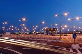 full image for commercial electrical contractor parking lot lighting companies phoenix pole packages outdoor fixtures