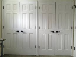 Double Closet Doors Ball Catch Barn Door Hardware Prehung Canada