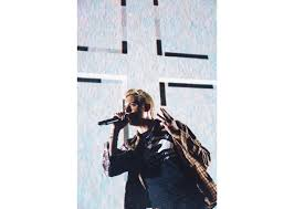 after stopping by the a day prior g eazy brought his endless summer tour to chicago s huntington bank pavillion backed by a live drummer and an