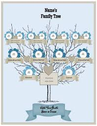 free familytree maker free family tree template customize online then print