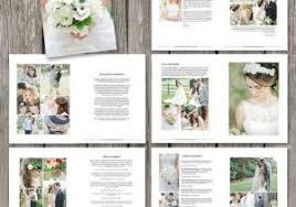 Wedding Brochures Wedding Event Planning Brochure Template Design