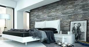 Amazing Stone Wall Bedroom Wall Panels Stone Look Bedroom Long Curtains Faux Stone  Wall Master Bedroom . Stone Wall Bedroom ...