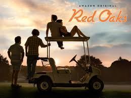 Amazon Red Oaks Season 2 Craig Roberts Alexandra Socha.