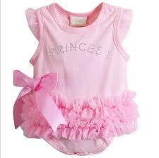 Cute <b>Baby</b> Kids <b>Girls</b> Princess Pink Lace <b>Triangle</b> Romper Jumpsuit ...