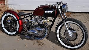 71 front end on a 67 frame triumph forum triumph rat