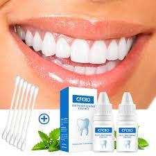 <b>EFERO Teeth Whitening Essence</b> Oral Hygiene Cleaning Serum ...