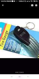 <b>2019 NEW Mini</b> Keychain Portable Digital <b>LCD</b> 2-150 PSI Tire Tyre ...