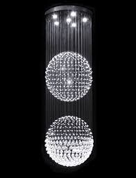 chandeliers double floating crystal ball pendant chandelier was sold for r1 999 00 on 26 aug at 23 46 by the appliance company in pretoria tshwane