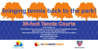 bama works fund bring tennis back to the park