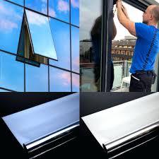 Spiegelfolie Fenster Sichtschutz Faszinierend Angebote Auf Waterige