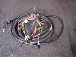 8 pin wiring harness for mercury outboard motors 20 039 key broken image is loading 8 pin wiring harness for mercury outboard motors