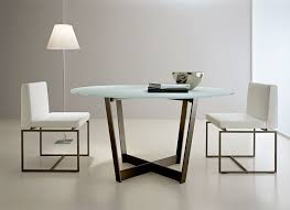 modern glass furniture. 55 glass top dining tables with original bases digsdigs modern furniture