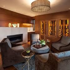 Wine cellar lighting Wine Closet Inspiration For Contemporary Medium Tone Wood Floor And Orange Floor Wine Cellar Remodel In Denver Houzz Wine Cellar Lighting Fixture Ideas Houzz