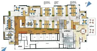 office space plan. Blueprints-for-planning-space-of-office Office Space Plan E