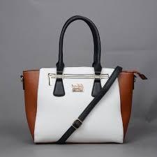 Coach Hobo Poppy Bags 7106(White)