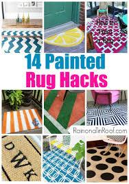 diy painted rug ideas diy painted rug tutorials painted rug diy diy painted