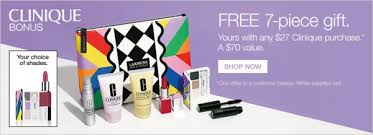 3 bloomingdale s free gift with clinique purchase
