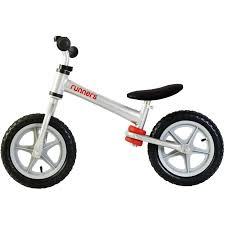 our friends have this 12 inrunners bike ultralight aluminum balance bikech balance bike and it was the replacement for their wooden bike that fell apart