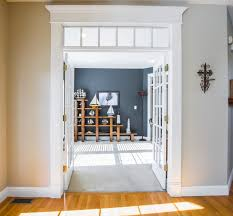 how much does an interior glass door