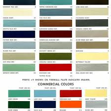 44 Factual Gm Paint Colors