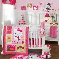 Hello Kitty Nursery Room