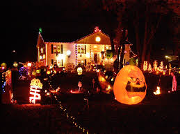 Halloween Decorations Creative Halloween Decorations Lights For Night