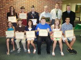 Northridge Middle School Vip Tea Honors Students News Goshennews Com