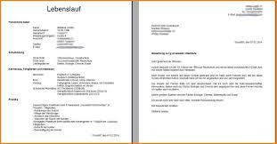 6 Anschreiben Lebenslauf Resignation Format