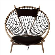 com black circle chair urban oversized saucer toys u wrought iron frame papasan target