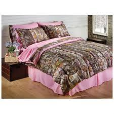 castlecreek next pink bed set camo beddingpink
