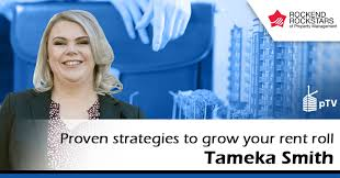 Proven strategies to grow your rent roll – Tameka Smith