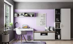 study room colour combinations