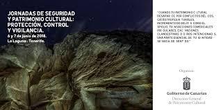 Cultural Y De Control - Seguridad 6 Vigilancia Protección Patrimonio 2018 Jun Jornadas