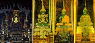 Image result for the Temple of the Emerald Buddha.