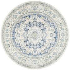 7 foot circle rug designs