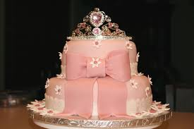 Cute Princess Birthday Cake Ideas For Girls Classic Style