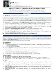 Product Manager Resume Product Manager Resume Customer Service