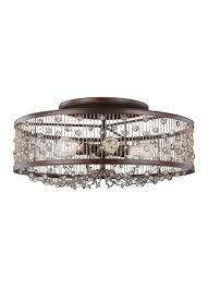 table captivating bronze flush mount ceiling