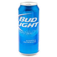 16 Ounce Bud Light Bud Light Beer 16oz