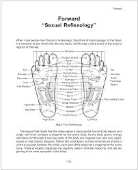 Sexual arousal foot massage