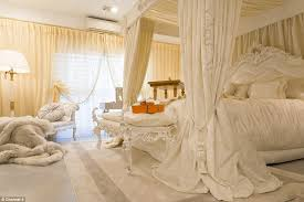 Julietteu0027s Take On An Opulent Bedroom Is Similar To Ones She Has Created  For Her Rich