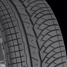 <b>Michelin Pilot Alpin</b> PA4 Winter Tires | TIRECRAFT