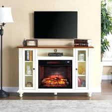 fireplace tv stand big lots black along electric fake