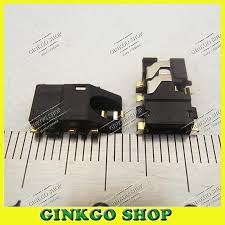 phone jack connection promotion shop for promotional phone jack 25pcs lot communly use laptop mobile phone audio jack 3 5mm headphone jack 6 smt dip pins bevel connection audio socket