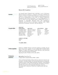 Resume Templates Word Mac