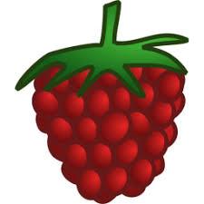 Raspberry Cartoon Png - Raspberry