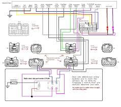 toyota radio wiring diagram carlplant toyota wiring harness diagram at Toyota Radio Wiring Diagram